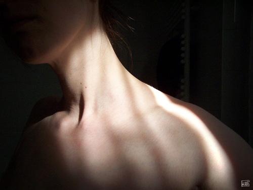 autoportraits à fleur de peau by cali