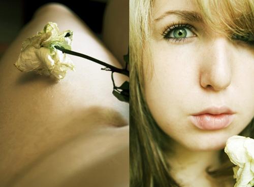 autoportrait à fleur de peau - rachel