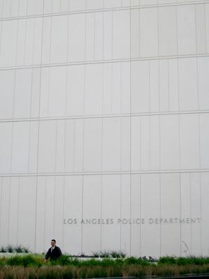 siège du L.A.P.D.