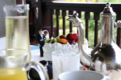 petit déjeuner royal du sofitel flic en flac