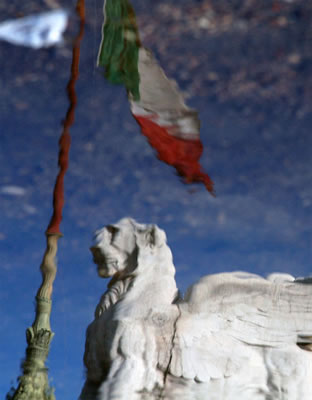 monument vittorio emanuele 2 de rome